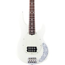 StingRay Special H Rosewood Fingerboard Electric Bass Gloss White