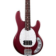 StingRay Special H Rosewood Fingerboard Electric Bass Maroon Mist