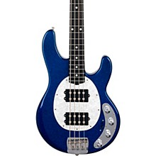 StingRay Special HH Ebony Fingerboard Electric Bass Tectonic Blue Sparkle