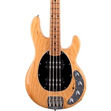 StingRay Special HH Maple Fingerboard Electric Bass Classic Natural