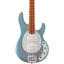 StingRay Special HH Maple Fingerboard Electric Bass Firemist Silver