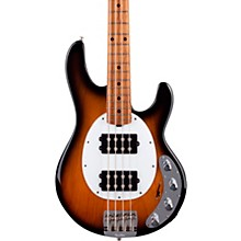 StingRay Special HH Maple Fingerboard Electric Bass Vintage Tobacco