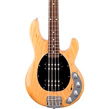 StingRay Special HH Rosewood Fingerboard Electric Bass Classic Natural