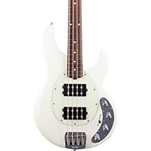 StingRay Special HH Rosewood Fingerboard Electric Bass Ivory White
