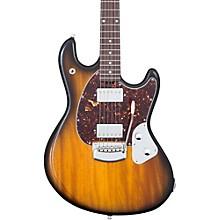 Open BoxErnie Ball Music Man StingRay Trem Electric Guitar