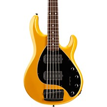 Open BoxErnie Ball Music Man StingRay5 HH Rosewood Fretboard Matching Headstock 5-String Electric Bass Guitar