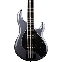 StingRay5 Special HH Ebony Fingerboard Electric Bass Charcoal Sparkle