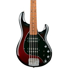 StingRay5 Special HH Maple Fingerboard Electric Bass Burnt Apple