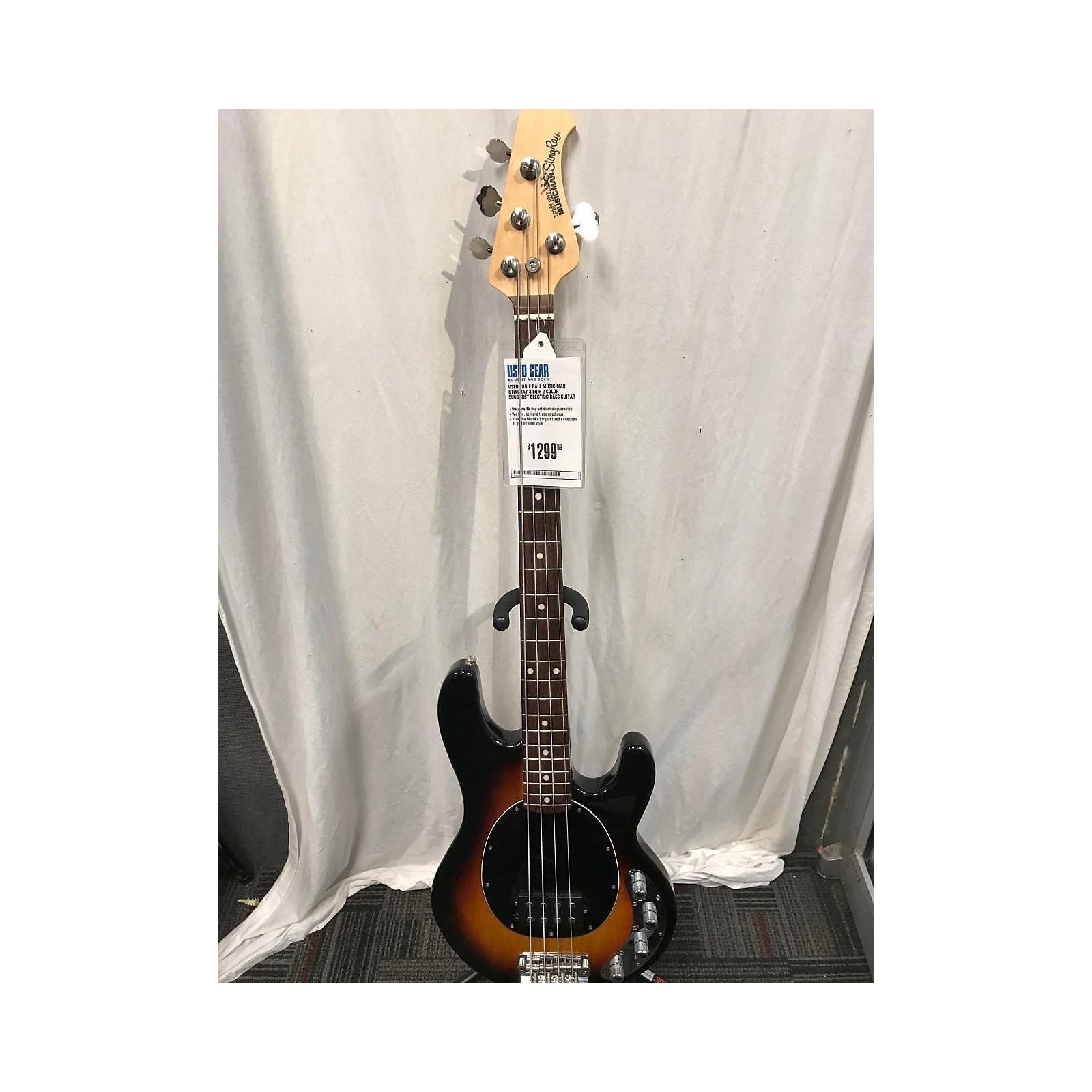 Ernie Ball Music Man Stingray 3 EQ H Electric Bass Guitar