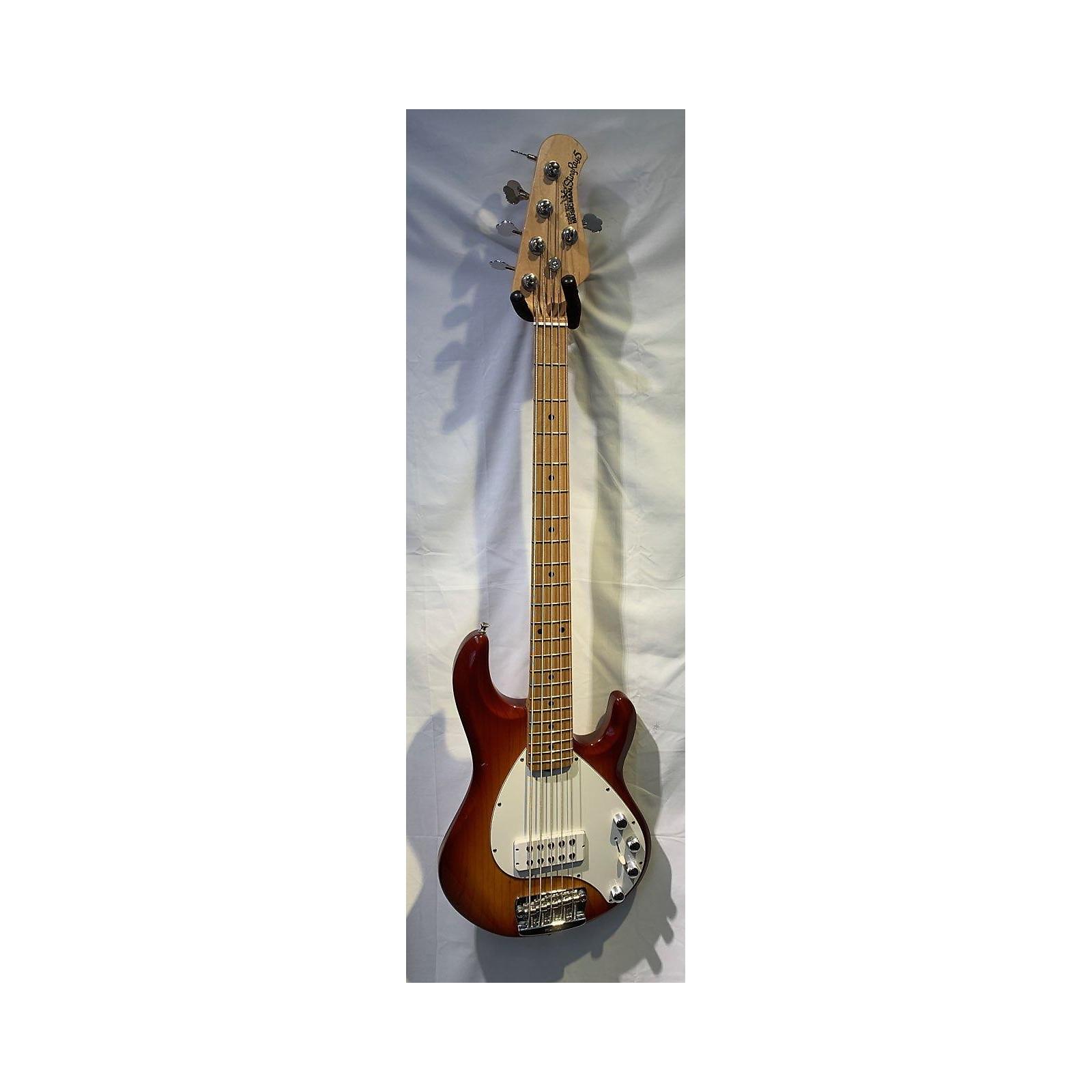 Ernie Ball Music Man Stingray 5 H Electric Bass Guitar