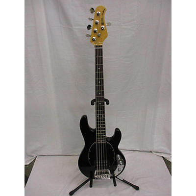 Ernie Ball Music Man Stingray Classic Deluxe 5 String Electric Bass Guitar