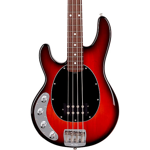 Ernie Ball Music Man Stingray Special Rosewood Fingerboard Left-Handed Electric Bass Burnt Amber