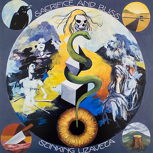 Alliance Stinking Lizaveta - Sacrifice & Bliss