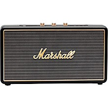 Marshall Stockwell Portable Bluetooth Speaker with Flip Cover