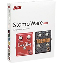 BBE Stomp Ware Effects Plug-Ins