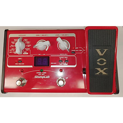 Vox StompLab IB Bass Effect Processor