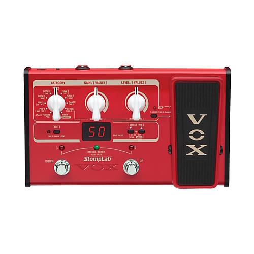 Vox StompLab IIB Modeling Bass Effect Processor