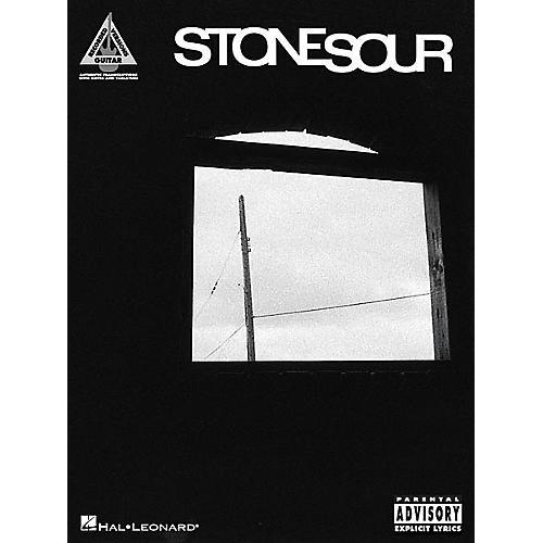 Hal Leonard Stone Sour Guitar Tab Book