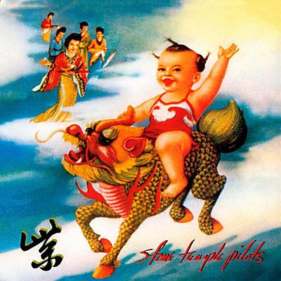 Stone Temple Pilots Purple LP