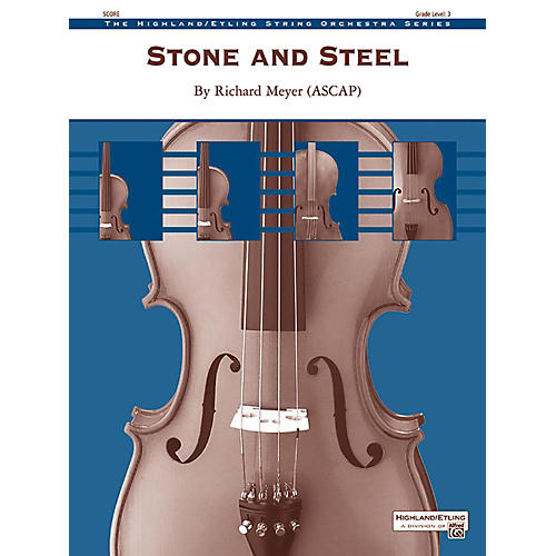 Alfred Stone and Steel 3