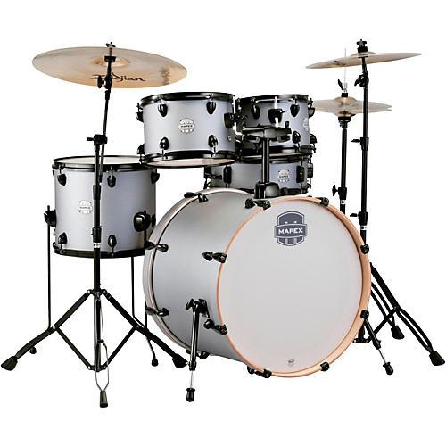 Mapex Storm Rock 5-piece Drum Set Iron Grey