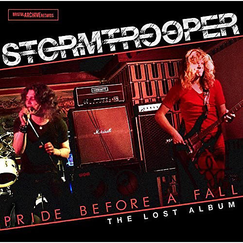 Alliance Stormtrooper - Pride Before A Fall (Lost Album LP+7)