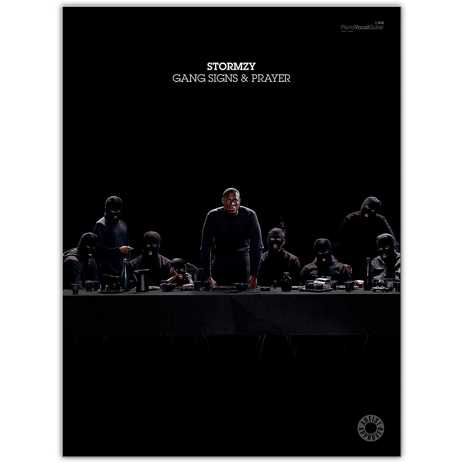 Faber Music LTD Stormzy: Gang Signs & Prayer Piano/Vocal/Chords