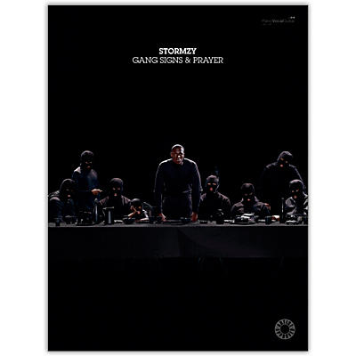 Faber Music LTD Stormzy: Gang Signs & Prayer Piano/Vocal/Chords