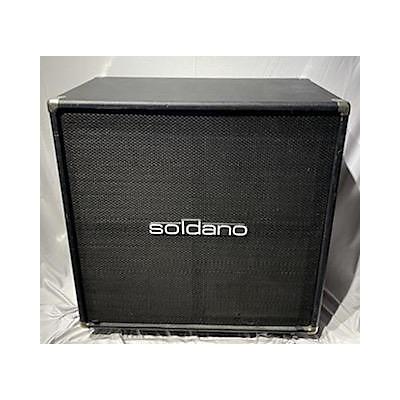 Soldano Straight 4x12 Guitar Cabinet