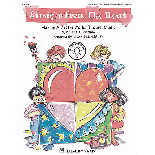 Hal Leonard Straight From The Heart - Performance CD