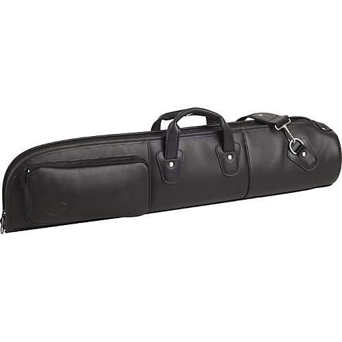 Reunion Blues Straight Leather Soprano Saxophone Bag