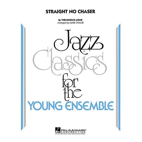 Hal Leonard Straight, No Chaser Jazz Band Level 3 Arranged by Mark Taylor