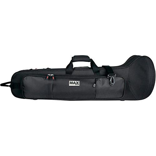 Protec Straight Tenor Trombone MAX Case, Contoured Black