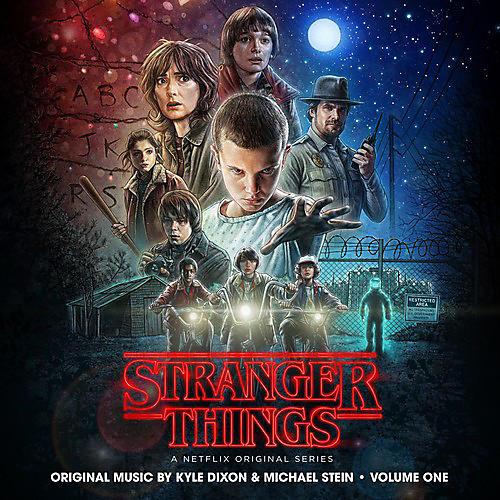 Alliance Stranger Things 1 (netflix Original Series Soundtrack)