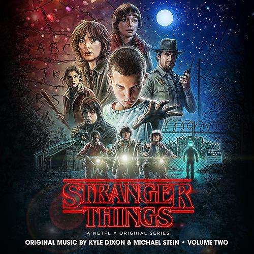Alliance Stranger Things vol. 2 (netflix Original Series Soundtrack)
