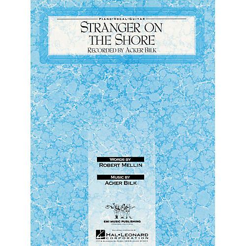 Hal Leonard Stranger on the Shore
