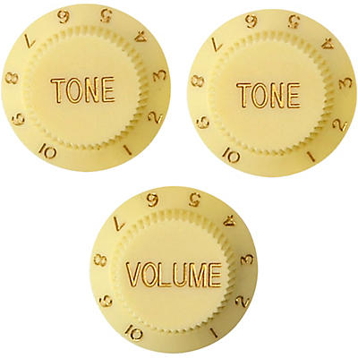 Mojotone Strat Guitar Knobs
