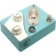 CopperSound Pedals Strategy Preamp/Boost Effects Pedal - Sea Foam