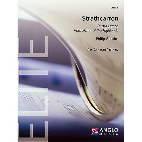 De Haske Music Strathcarron Elite Series Gr 5 Concert Band Full Score Full Score Concert Band