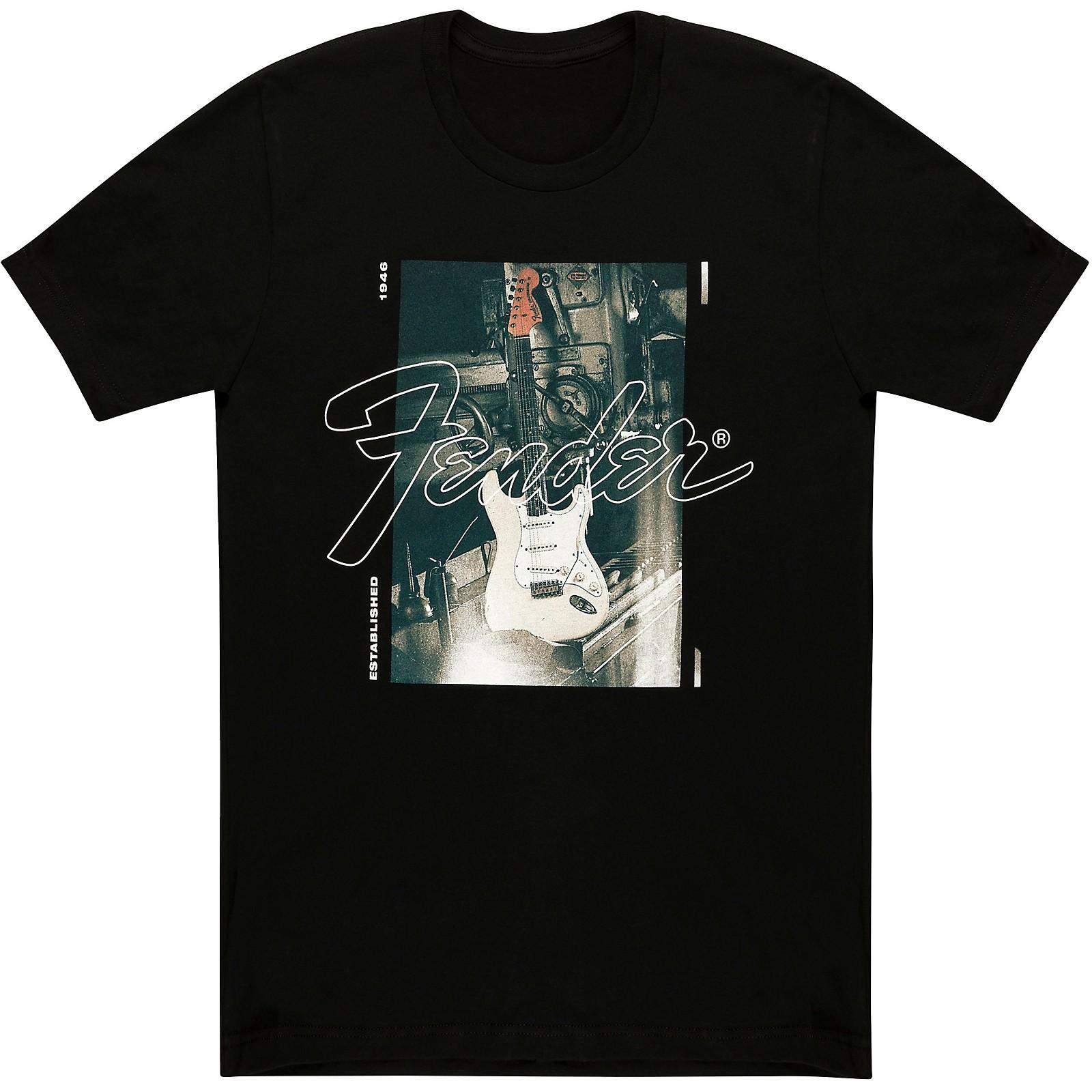 Fender Stratocaster Mens T-Shirt