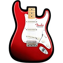 Fender Stratocaster Mouse Pad - Candy Apple Red