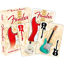 Fender Stratocaster Playing Card Deck