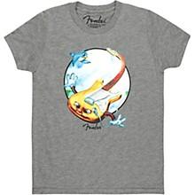 Fender Stratocaster Toddler T-Shirt