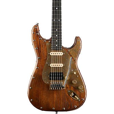 Paoletti Guitars Stratospheric Wine HSS Electric Guitar