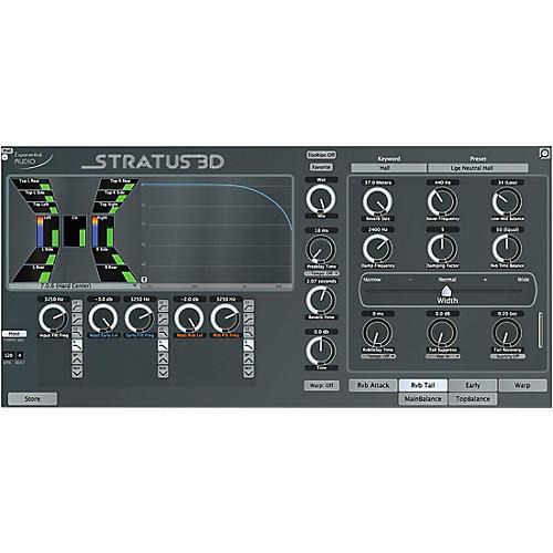 Exponential Audio Stratus 3D