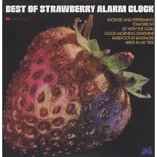 Alliance Strawberry Alarm Clock - Best of Strawberry Alarm Clock