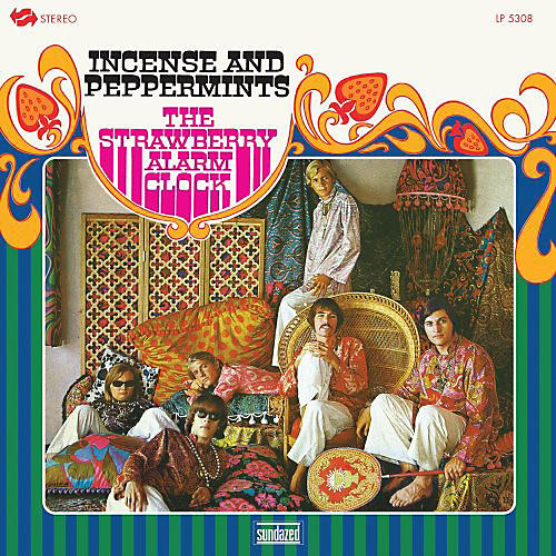 Alliance Strawberry Alarm Clock - Incense and Peppermints