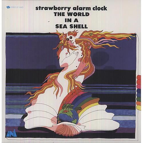 Alliance Strawberry Alarm Clock - World in a Sea Shell