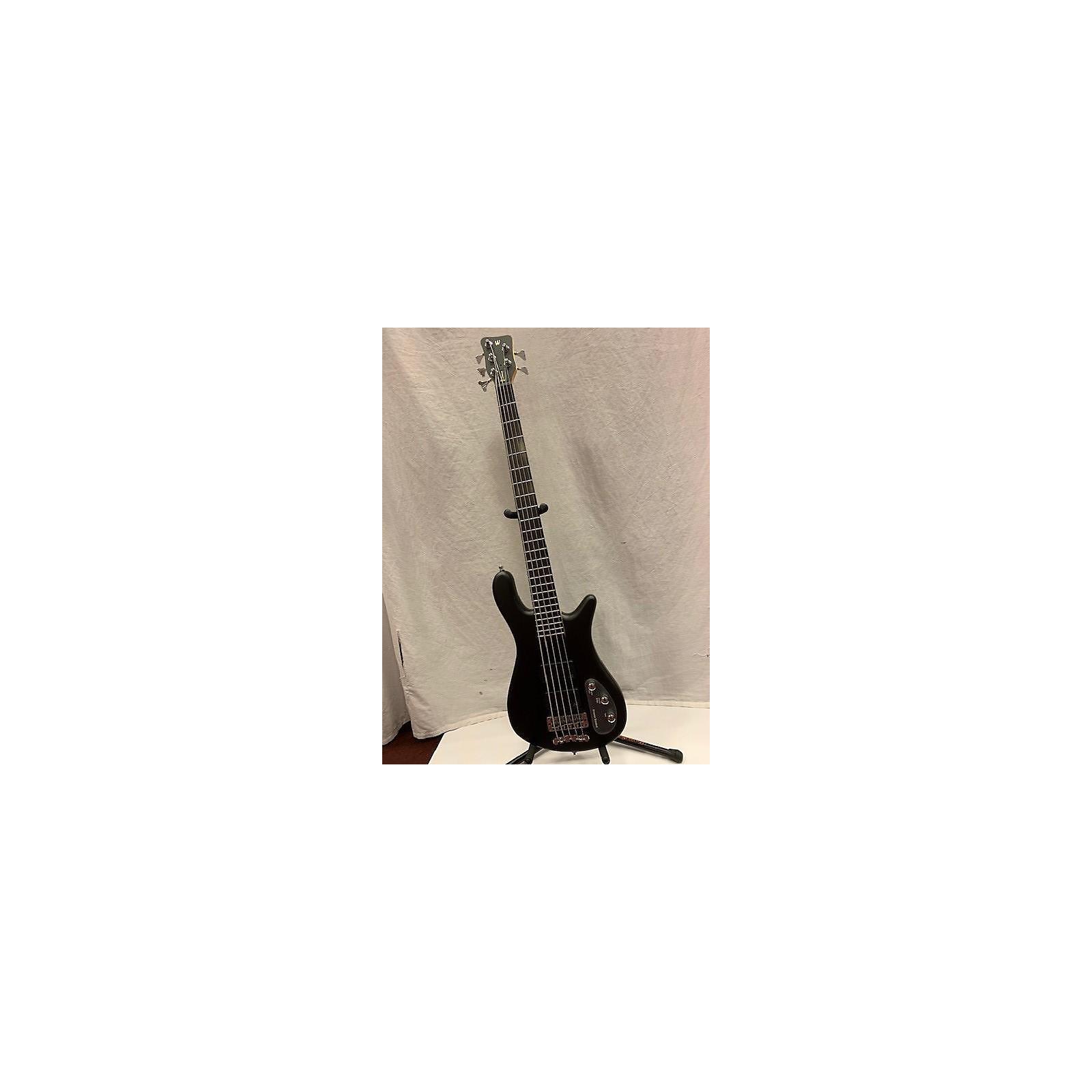RockBass by Warwick Streamer Standard 5 Electric Bass Guitar