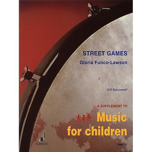 Schott Street Games Schott Series Composed by Various